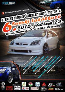Suzuki Plakát